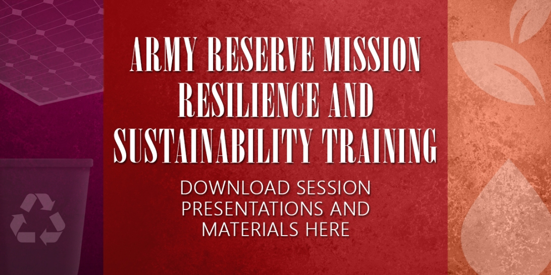 ARMRS Training Presentation Site Banner